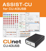 ASSIST-CU for CU-43USB